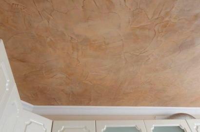Штукатурный потолок