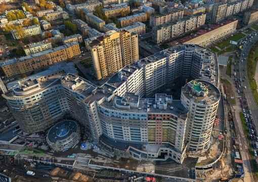 Ремонт квартир ЖК «Платинум»