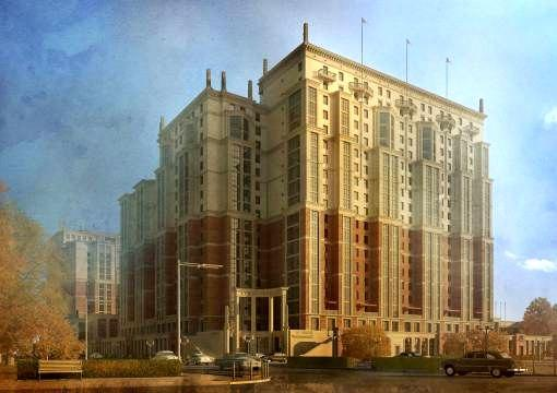 Ремонт квартир ЖК «Ренессанс»