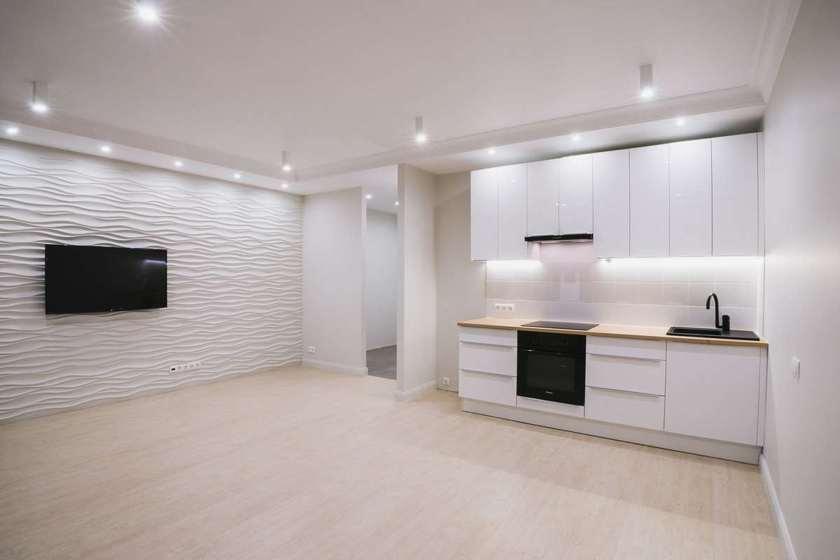 Голый ремонт квартиры в новостройке