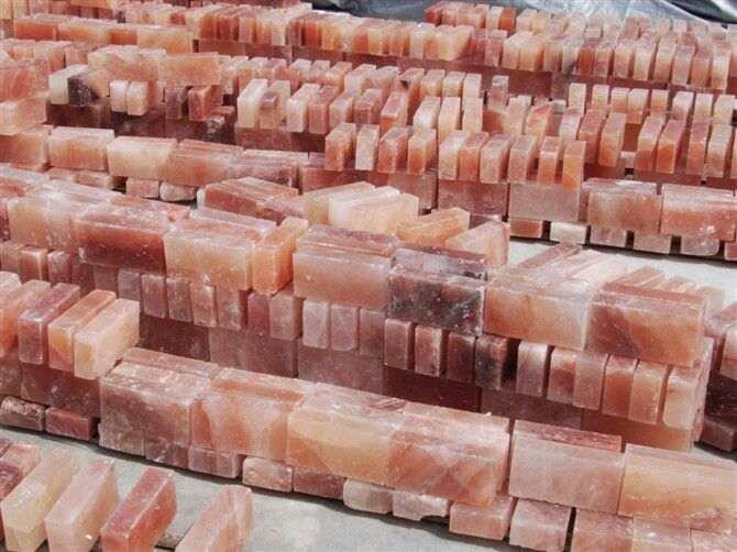 Солевые блоки