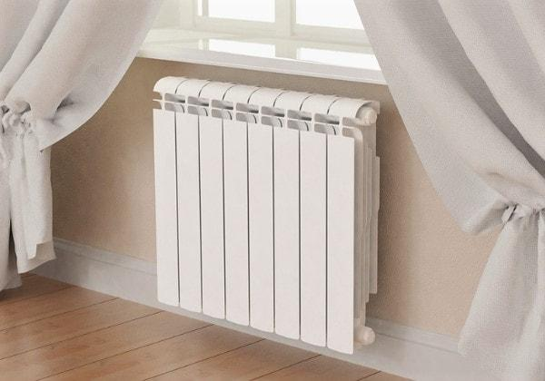Млюминиевые радиаторы отопления для дома
