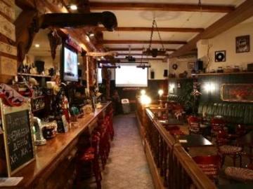 Ремонт бара в ирландском стиле Санкт-Петербург