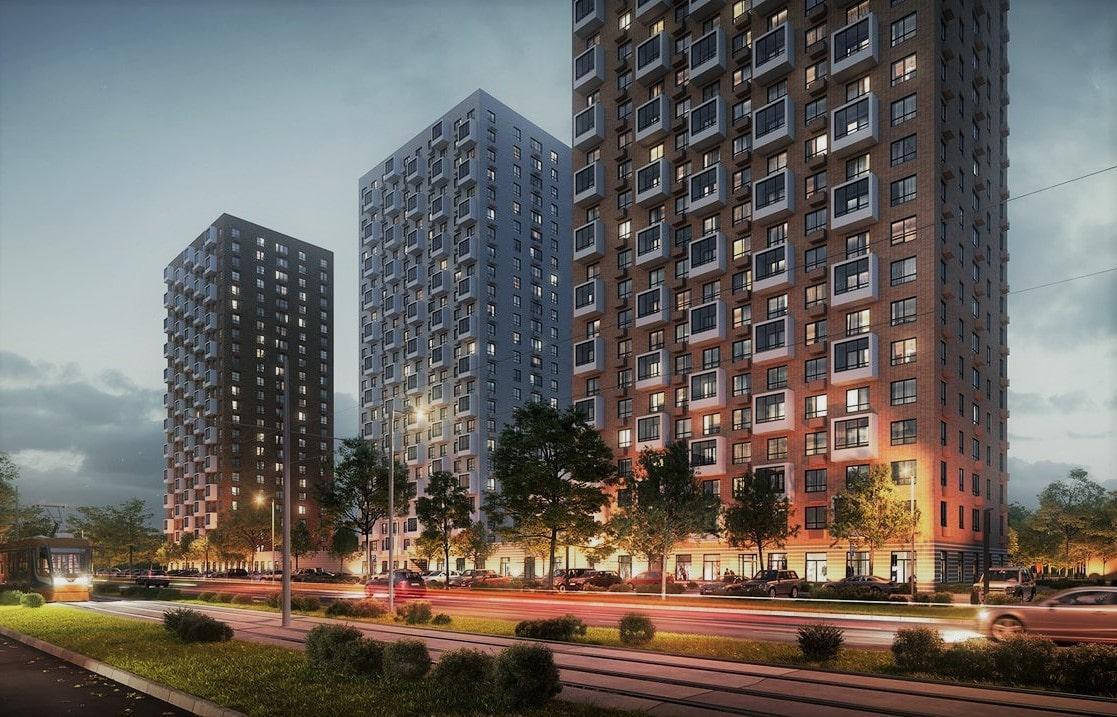 Ремонт квартиры в ЖК «Дальневосточный 15»