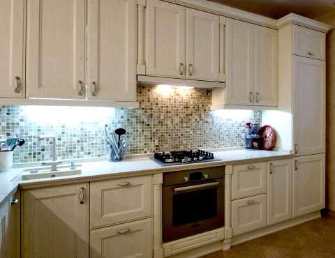 Дизайнерский ремонт на кухне