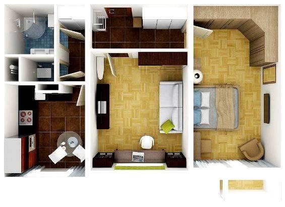 Ремонт 2 комнатной квартиры СПб