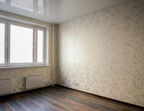 Поклеить флизелиновые обои в спальне СПб
