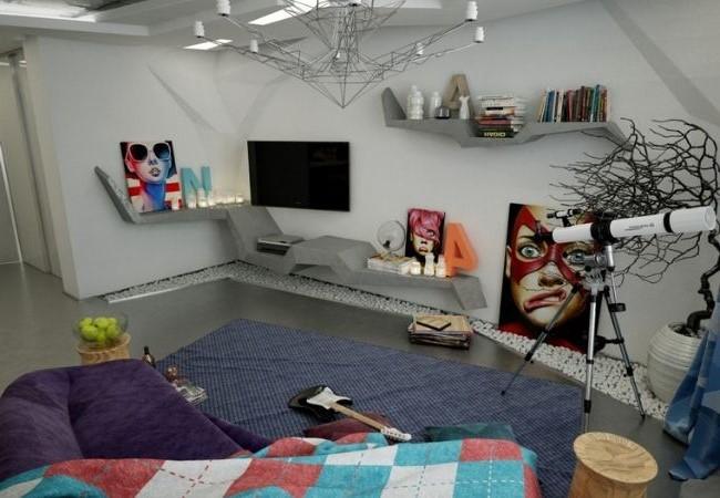 Фьюжн в обычной квартире