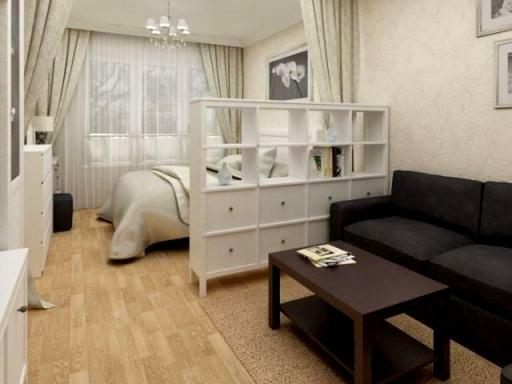 Ремонт жилой комнаты под ключ СПб