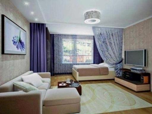 Заказать ремонт жилой комнаты под ключ Петербург