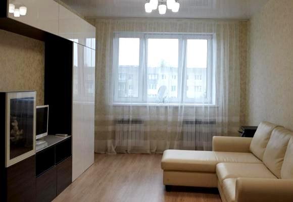 Косметический ремонт гостиной СПб