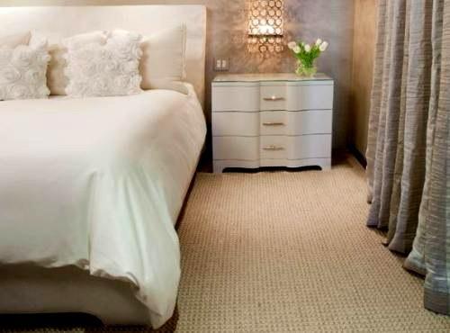 Постелить ковролин в спальне СПб