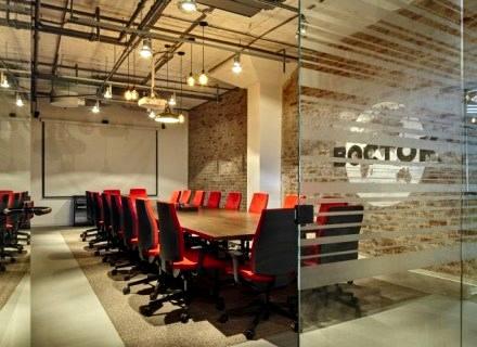 Ремонт офиса в стиле Лофт СПб