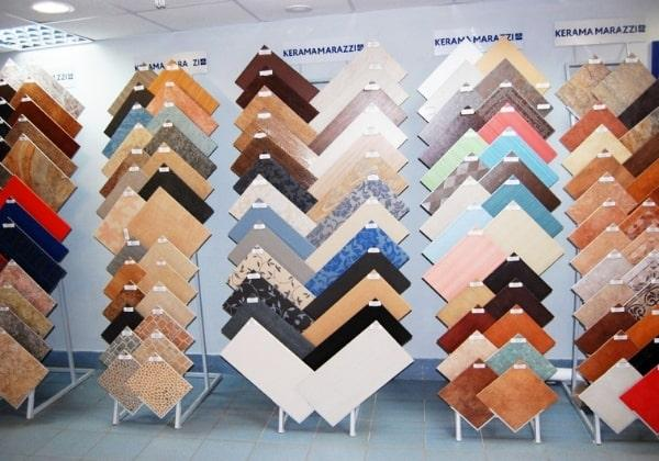 Магазин кафельной и керамической плитки