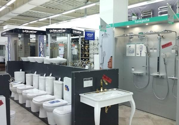 Магазин сантехники и сантехнического оборудования