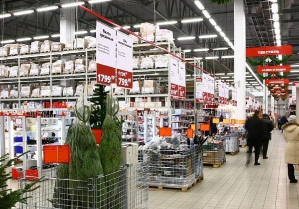 Строительный магазин Максидом