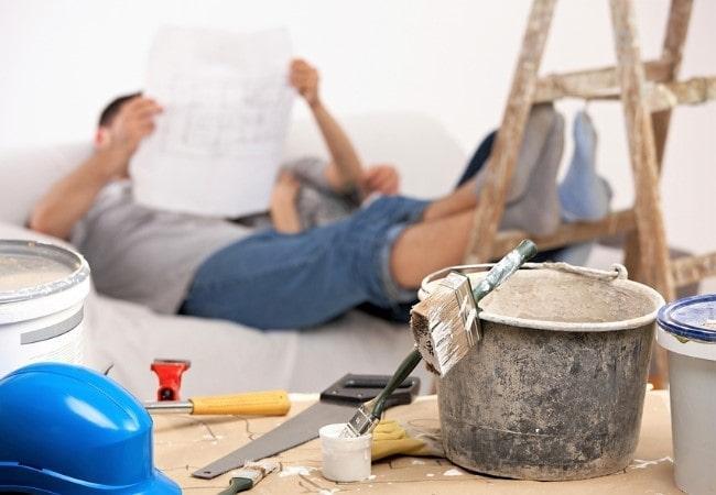 Стоимость ремонта квартир за метро квадратный обычно оплачивается в несколько этапов