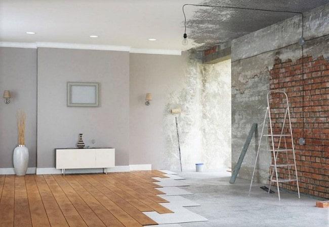Цена ремонта квадратного метра квартиры под ключ