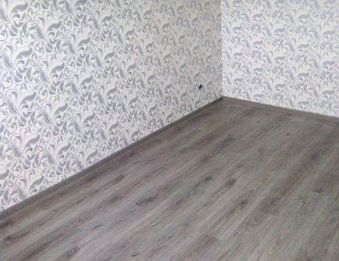 Настил паркета в комнате