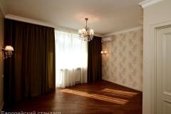 Ремонт комнаты по дизайн проекту