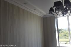 Дизайнерская отделка гостиной комнаты