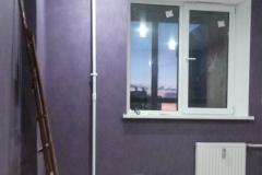 Дизайнерский ремонт спальной комнаты