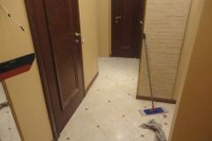Дизайнерский ремонт коридора