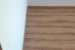 Ремонт комнаты эконом класса, настил линолеума под ламинат