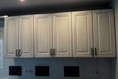 Ремонт кухни эконом класса, установка кухонного гарнитура