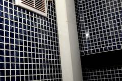 Ремонт санузла, плитка-мозаика, эконом