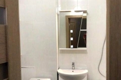 Ремонт ванной, эконом класс