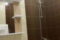 Ремонт совмещённой ванной, комфорт