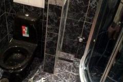 Ремонт ванной совмещённой с туалетом комфорт