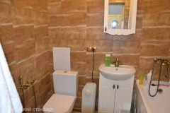 Ремонт ванной комфорт класса, подключение сантехники