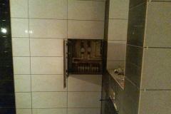 Рмонт ванной, скрытый лючок под плиткой, комфорт