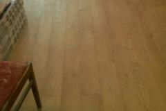 Косметический ремонт пола в комнате