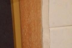 Примеры некачественной укладки плитки