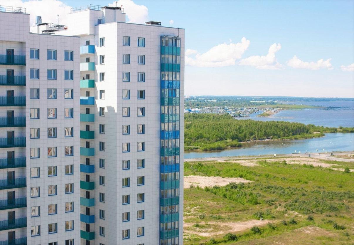 Ремонт квартиры в ЖК «Огни Залива»