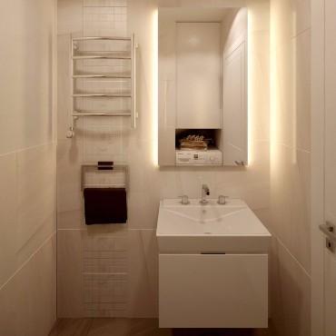 Перенос полотенцесушителя в туалете Кудрово