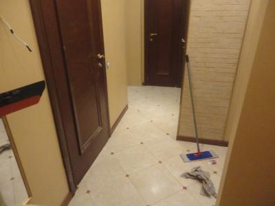 ремонт коридора и прихожей