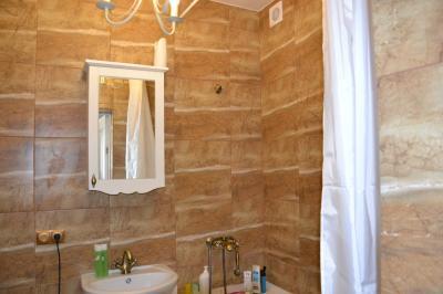 Ремонт ванной класса комфорт