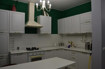 Ремонт кухни под ключ по дизайн проекту