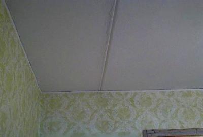 Швы между плитами на потолке - наши злостные враги в борьбе за качественный ремонт квартиры