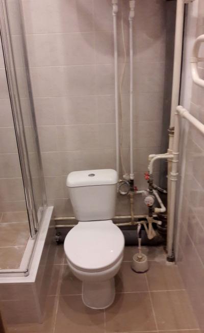 Ремонт санузла, совмещённого с ванной под ключ