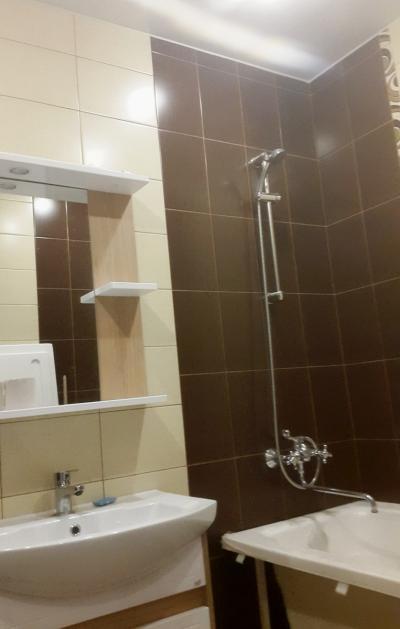 Ремонт ванной комнаты под ключ, установка и подключение смесителя
