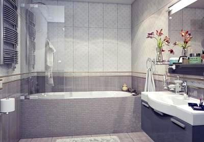 Кафельная плитка для ванной