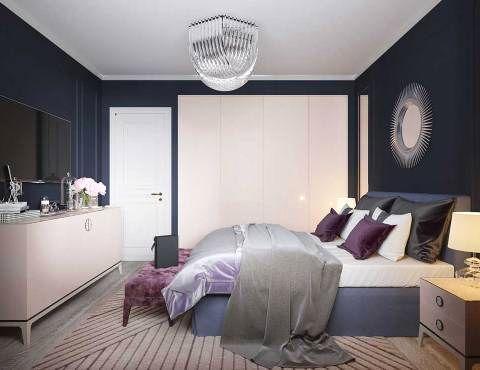 Покрасить потолок в спальне Петербург