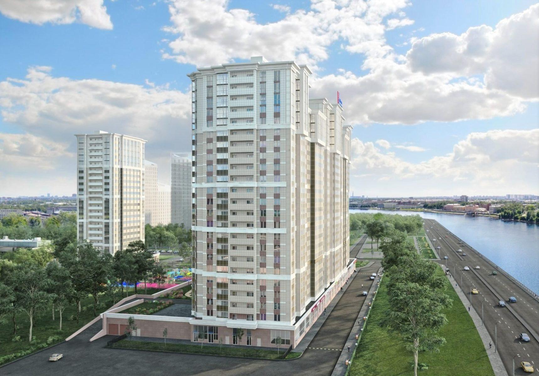 Ремонт квартиры в ЖК «Полис на Неве»