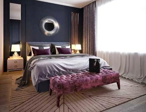 Положить ламинат в спальне Петербург
