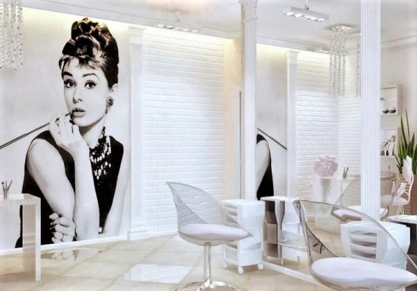 Эксклюзивный ремонт салона красоты СПб